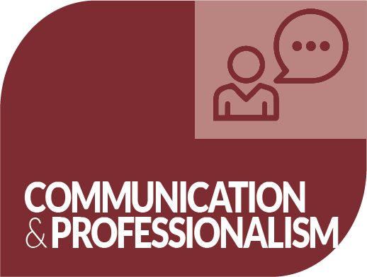 Communication & Professionalism